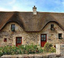 maison bretonne le charme de l 39 habitation typique pour bretagne. Black Bedroom Furniture Sets. Home Design Ideas