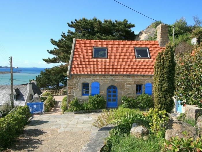 maison de pêcheur bretagne