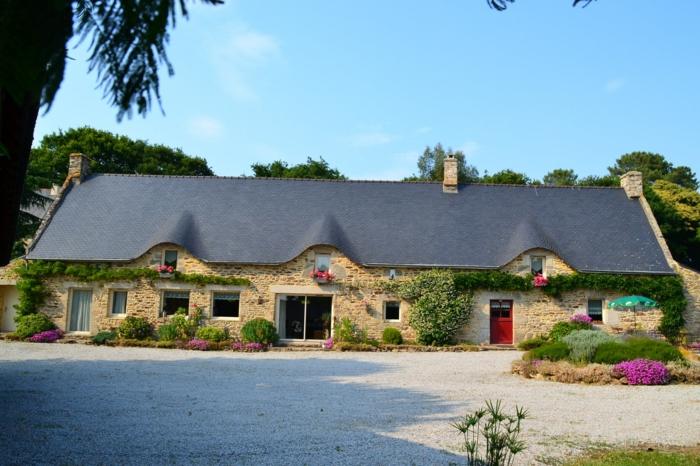 Maison bretonne le charme de l 39 habitation typique pour bretagne - Maison traditionnelle bretonne ...
