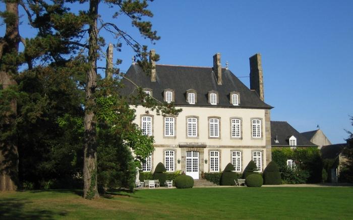 malouinière bretonne