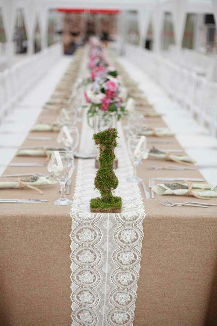 mariage décoration tendance