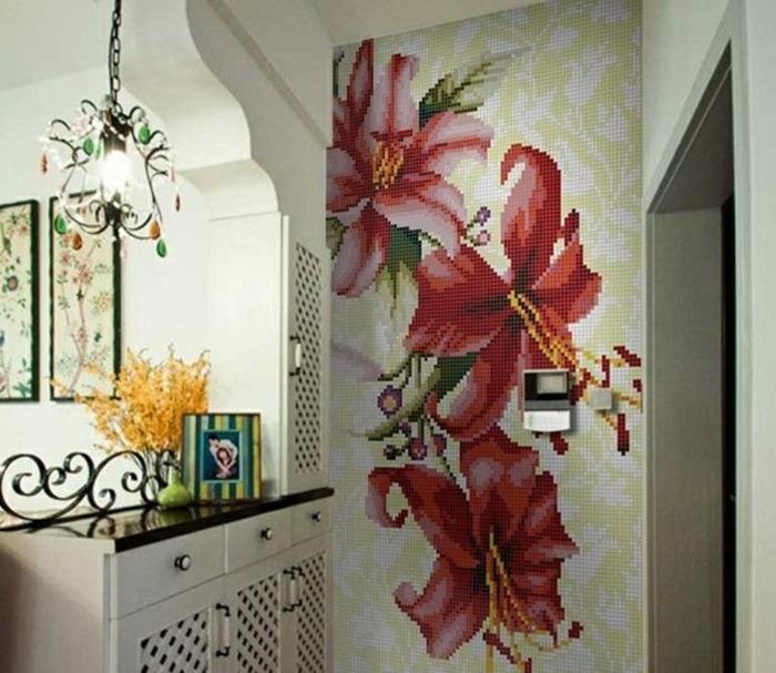 fleur de lys id es de d coration avec cette jolie plante. Black Bedroom Furniture Sets. Home Design Ideas