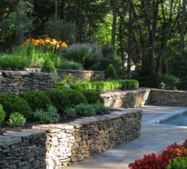 Aménagement jardin en pente - idées pour vous faciliter la tâche