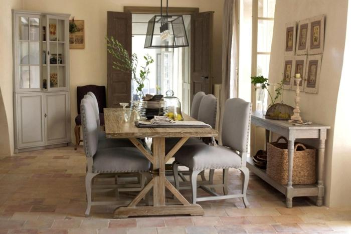 comment concevoir une pi ce au style campagne chic. Black Bedroom Furniture Sets. Home Design Ideas