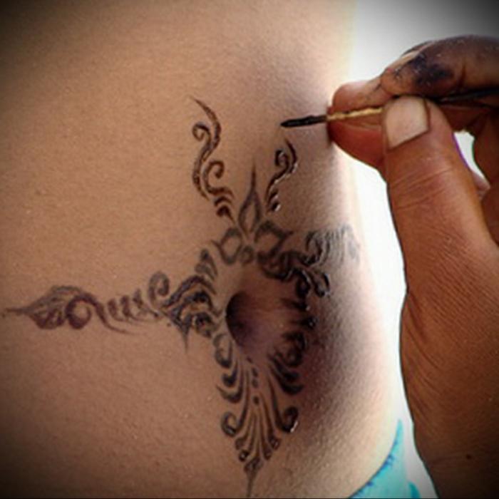 tatouage éphémère dessin