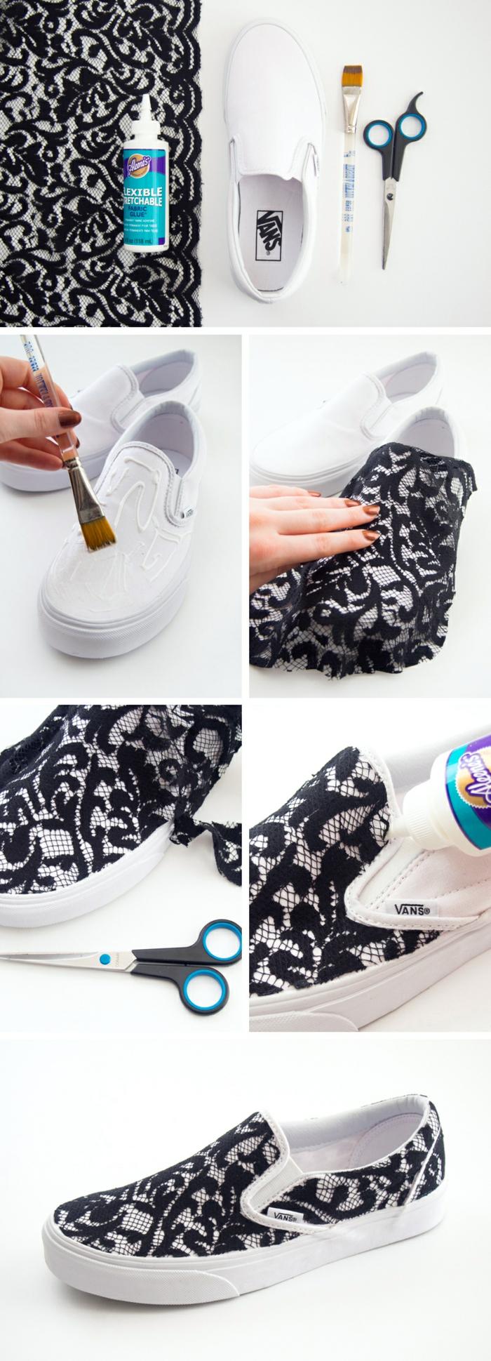 transformer vos chaussures- décoration tendance
