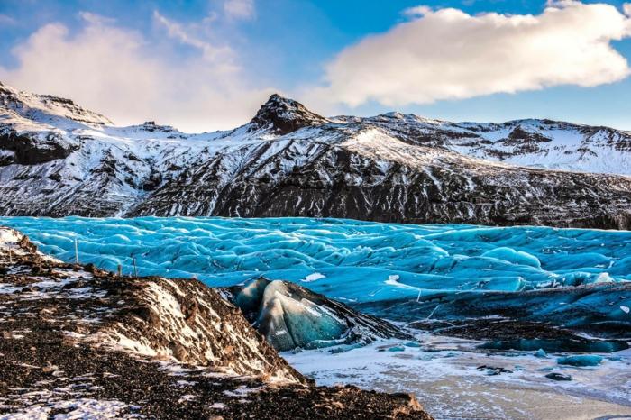 Vatnajökull voyager en islande