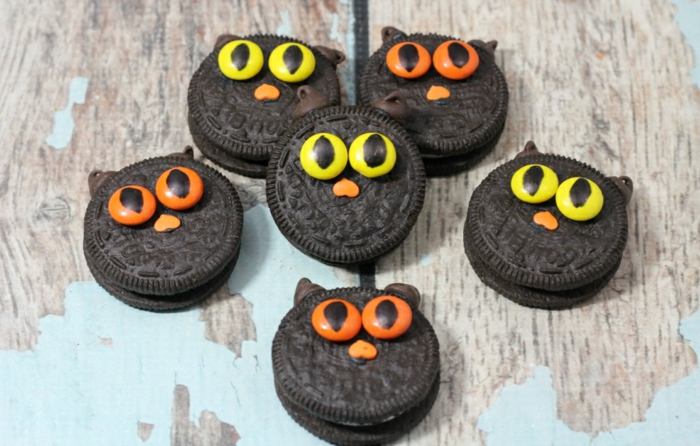 biscuits oreo halloween