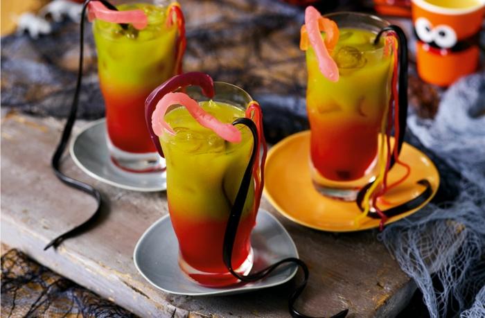 boissons halloween thématiques