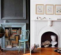 Fausse Cheminee Decorative Pour Embellir La Maison