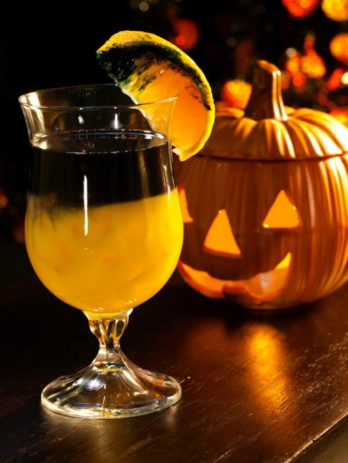 cocktail magie noire halloween