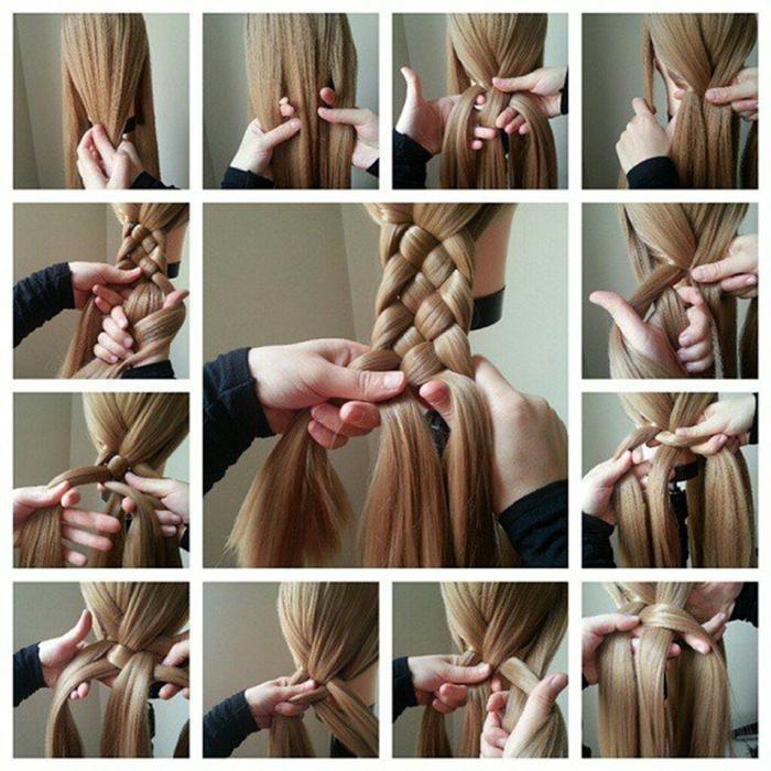 comment faire-coiffure petite fille