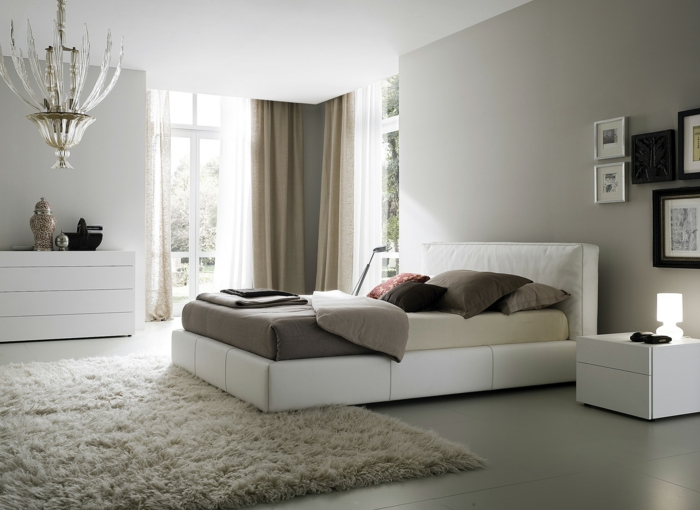 Idée déco chambre  comment relooker et bien agencer votre espace zen