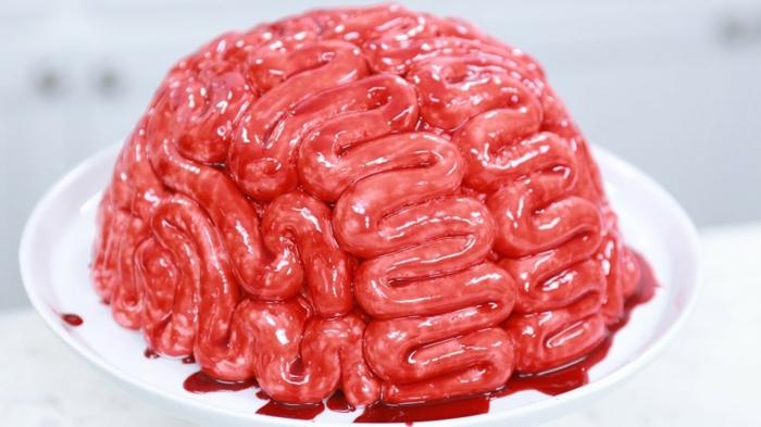 dessert cerveau de zombie