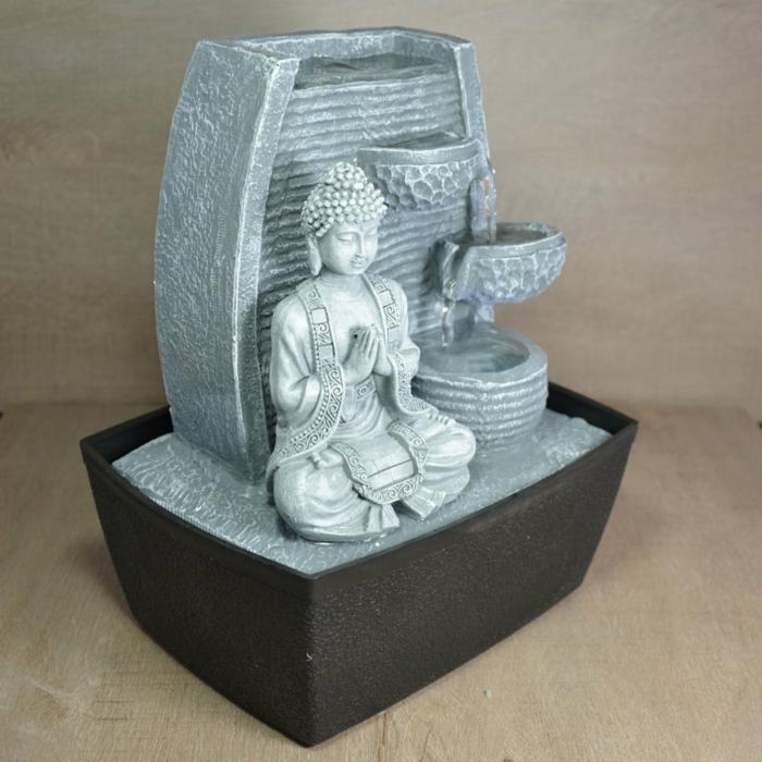 fontaine buddha