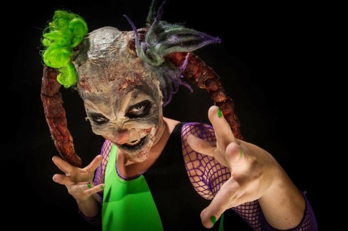 halloween déguisement monstre