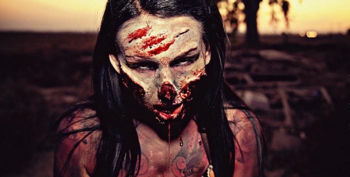 halloween déguisement zombie