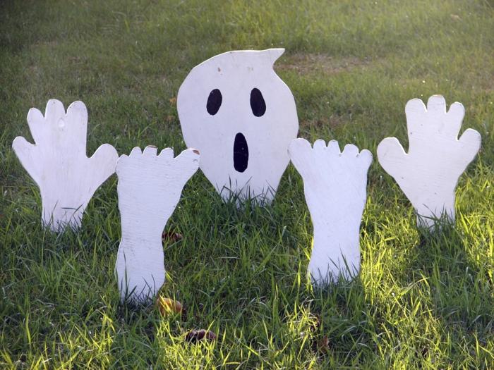 halloween fantôme déco