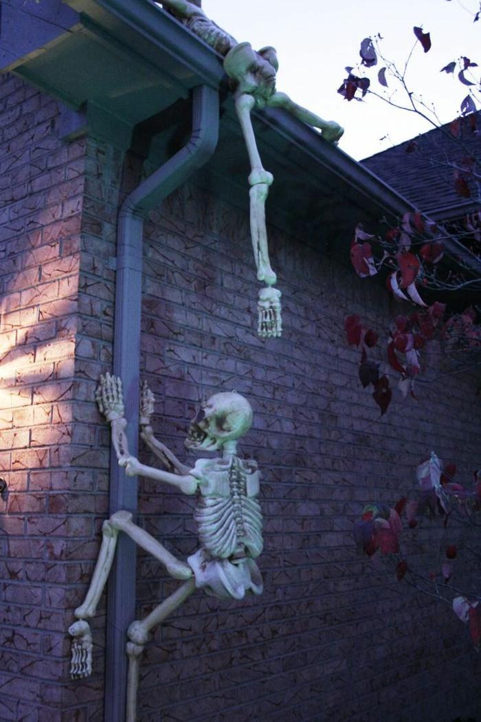 halloween idée décorer la maison