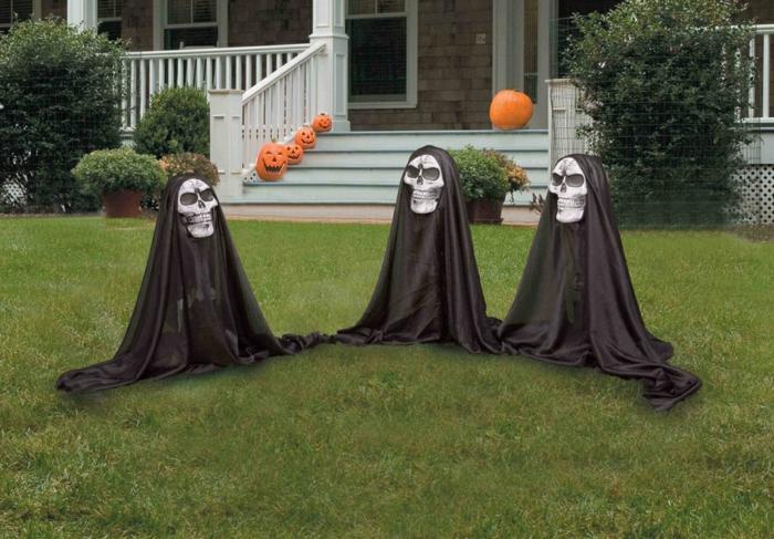 horrible déco halloween