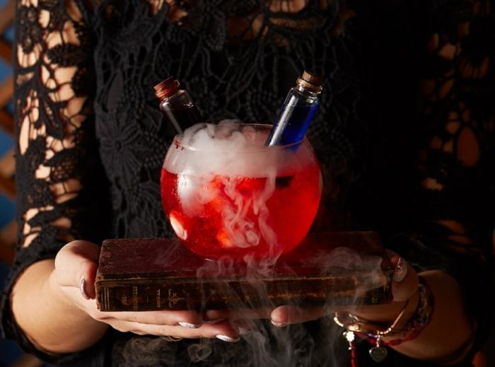 idée cocktail pour halloween