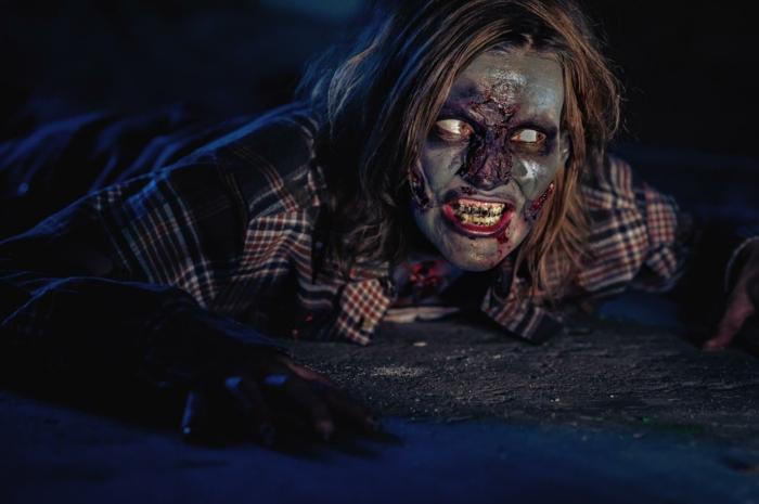 idée costume halloween zombie