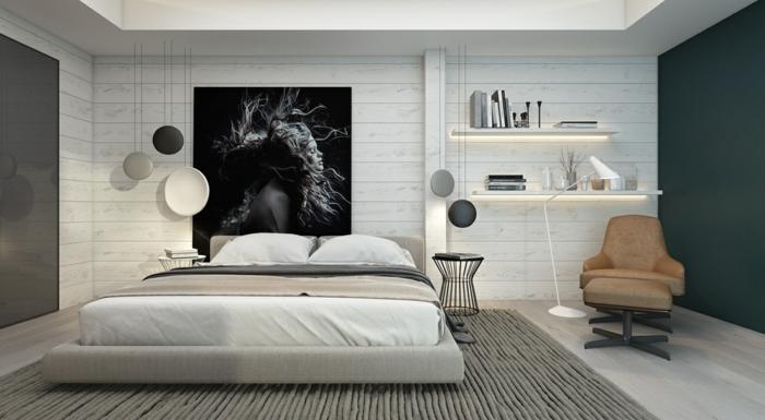 Idée Déco Chambre idée déco chambre : comment relooker et bien agencer votre espace zen