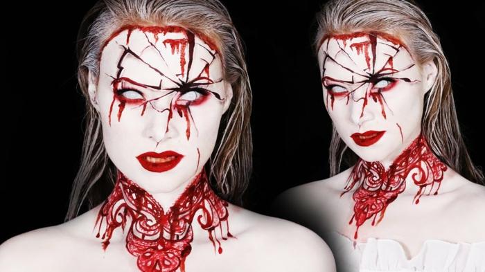 idée déguisement femme halloween