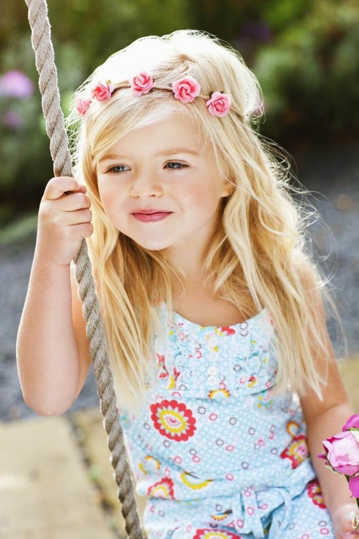 Coiffure Petite Fille - Idu00e9es Magnifiques Pour Votre Princesse