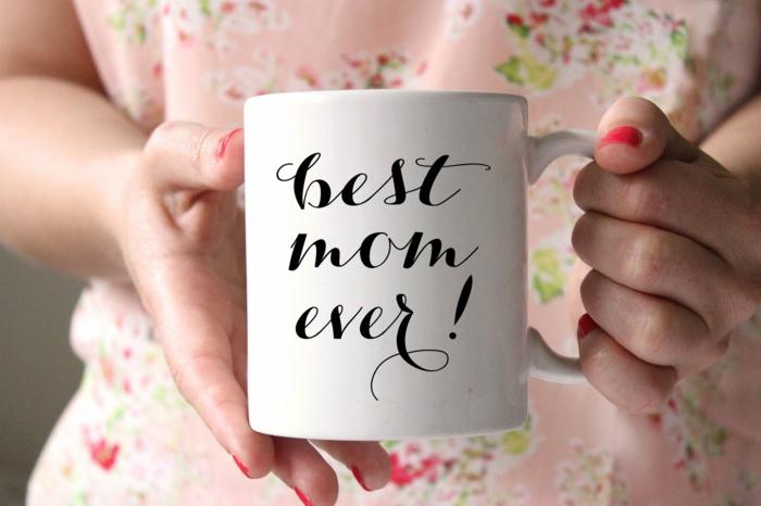 idées cadeaux Noël mug pour une mère
