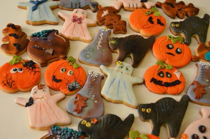idées de biscuits halloween
