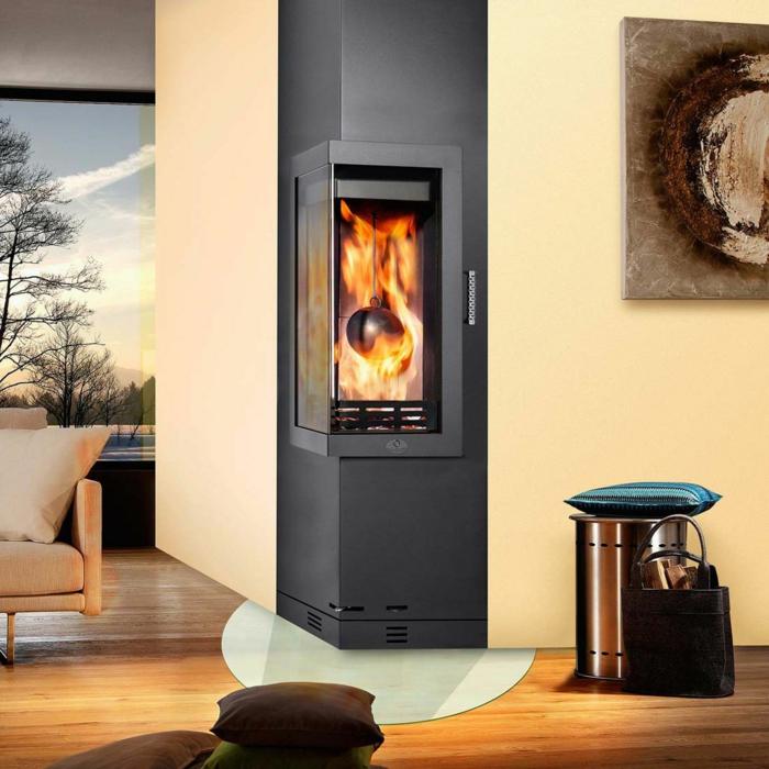 insert chemin e r alisez des conomies d 39 nergie sur votre chauffage. Black Bedroom Furniture Sets. Home Design Ideas