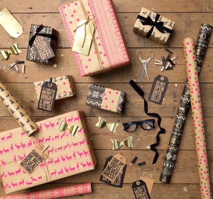 inspirations et idées cadeaux Noël