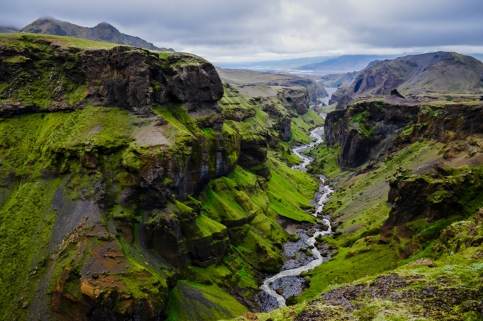 Voyager en Islande