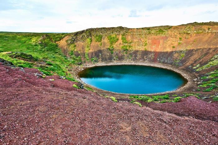kerid -voyager en islande