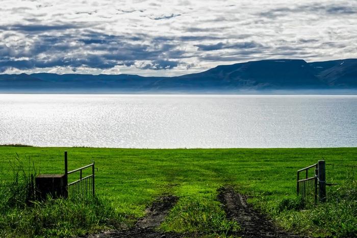 une vue inoubliable- voyager en Islande