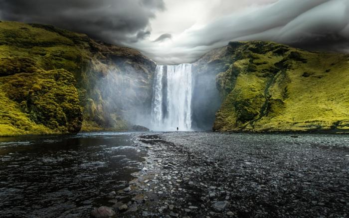skogafoss-voyager en Islande
