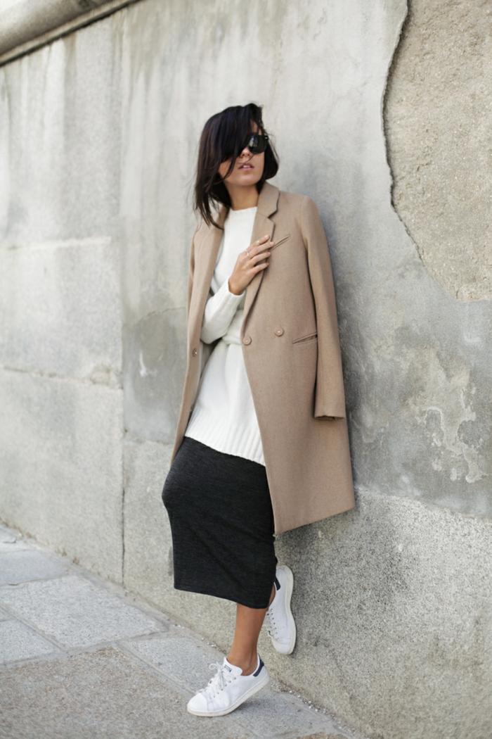 pull oversize mode femme