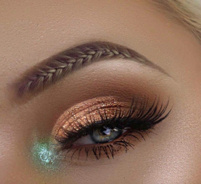 sourcils magnifiques maquillage