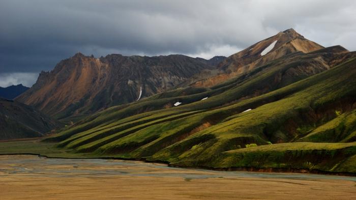 voyager en islande -Landmannalaugar