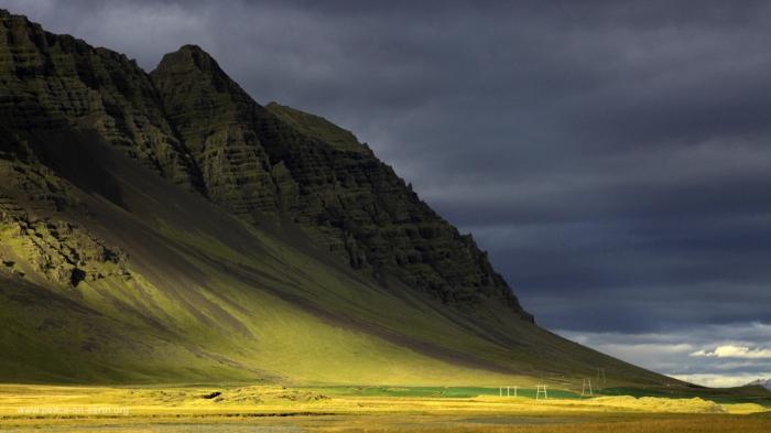 paysage magnifique-voyager en Islande