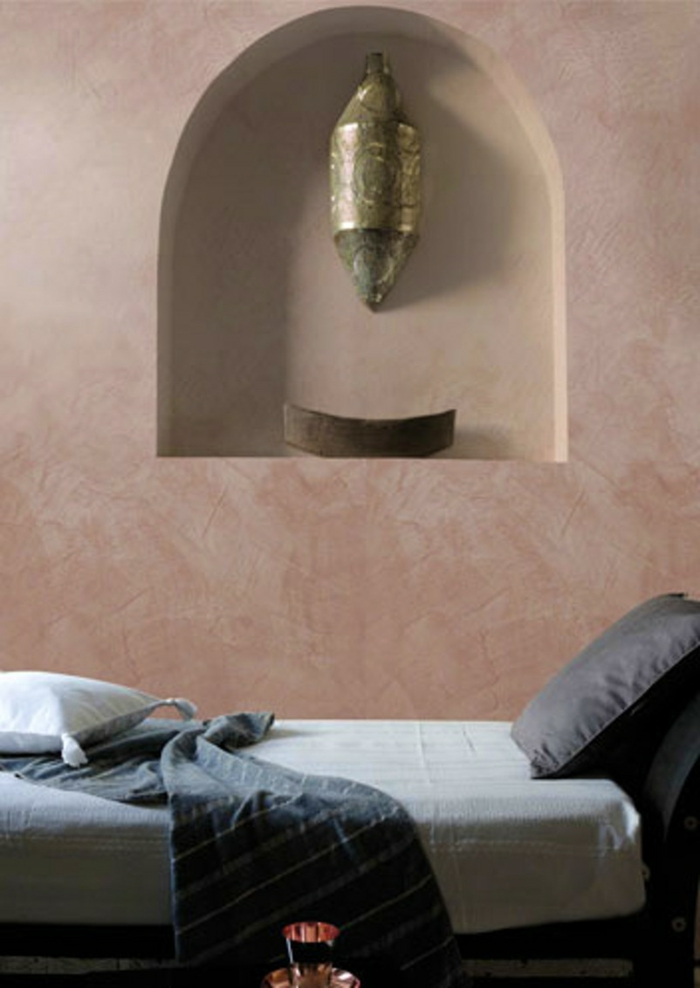 peinture la chaux pour d corer votre int rieur. Black Bedroom Furniture Sets. Home Design Ideas
