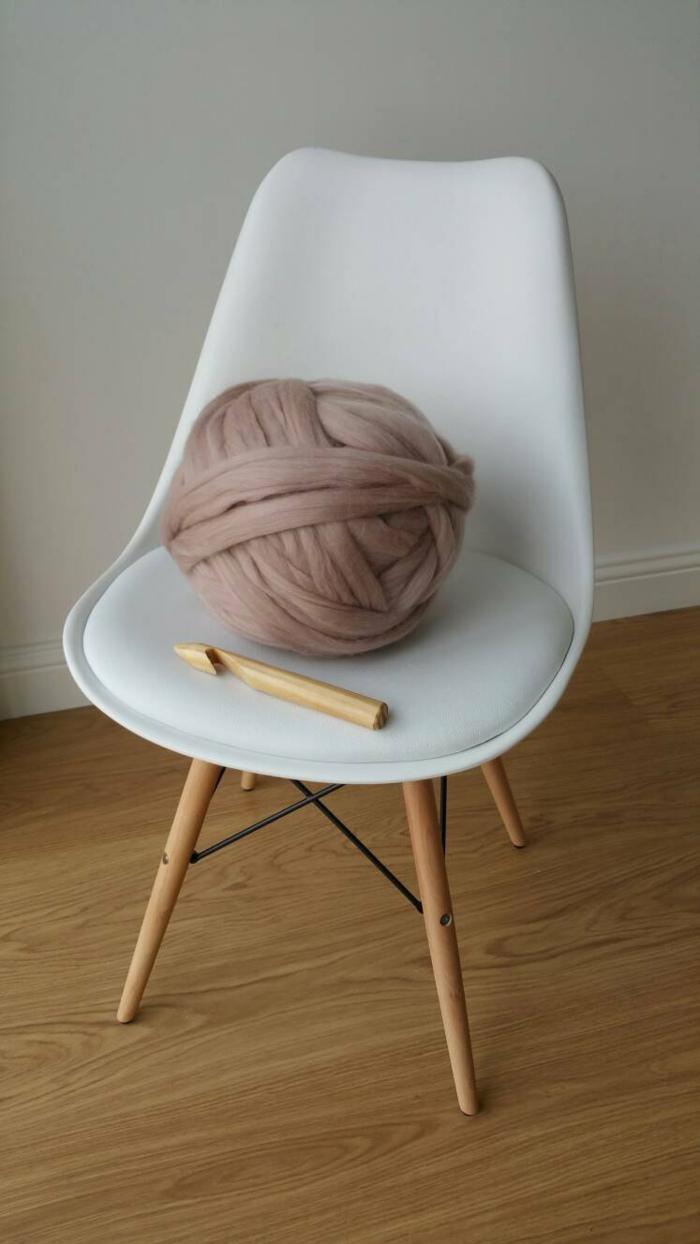 accessoires pour réaliser un arm knitting