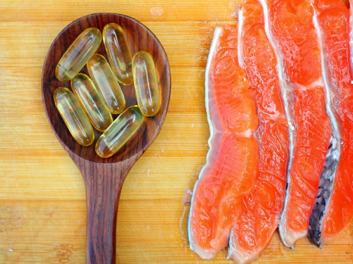 aliments riches en vitamine D - L'huile de foie de morue