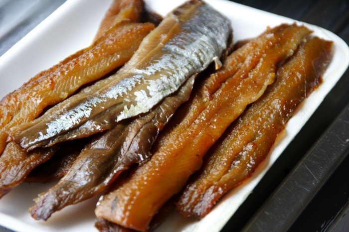 aliments riches en vitamine D hareng