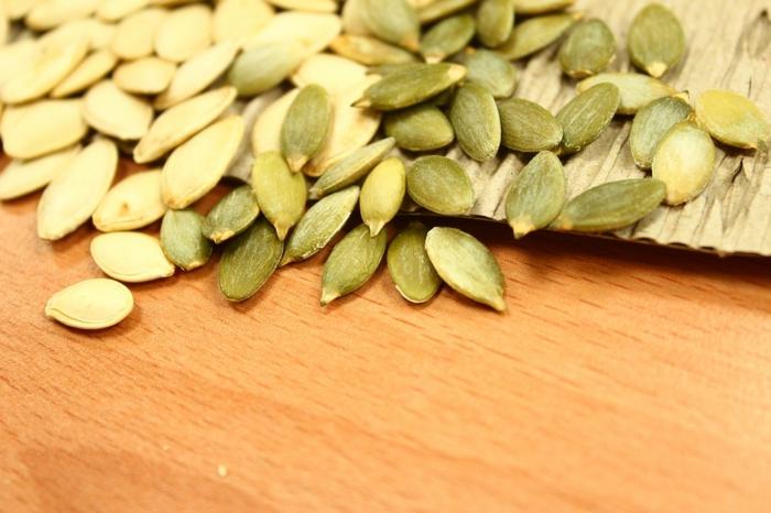 bienfaits des graines recette citrouille