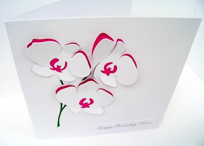 carte d' anniversaire pour votre mère