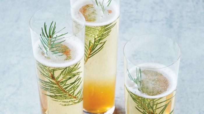cocktail soupe de champagne jupiter