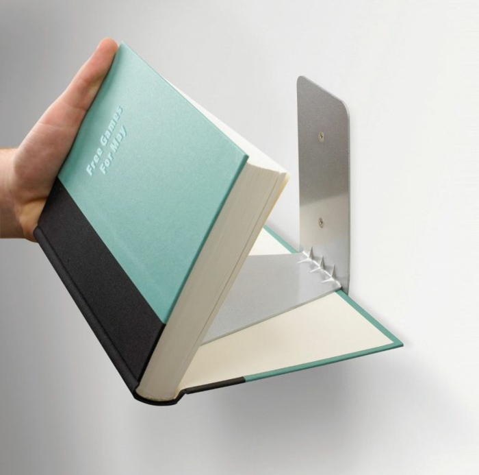 idée de meuble bibliothèque