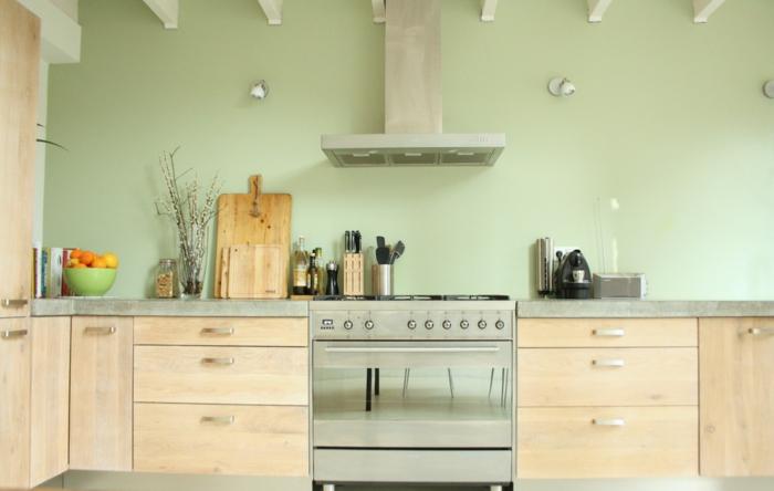 cuisine ikea meubles simples couleurs claires